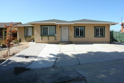 MILPITAS Single Family Home For Sale: 653 Printy Ave