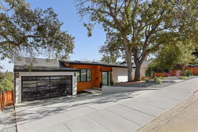 SAN CARLOS Single Family Home For Sale: 345 Oakview Dr