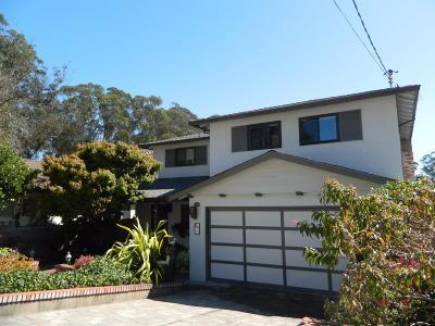El Granada Single Family Home For Sale: 270 Francisco St
