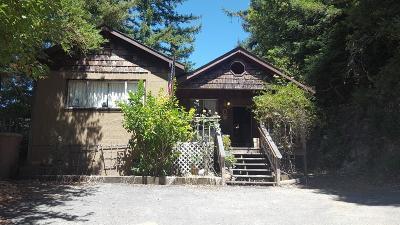 Boulder Creek Single Family Home For Sale: 250 Bear Creek Cyn