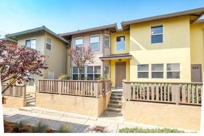 Marina Single Family Home For Sale: 2 Carmel Cir