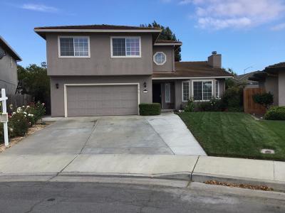 HOLLISTER Single Family Home For Sale: 581 Verona Pl