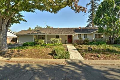 Los Altos Single Family Home For Sale: 669 Kingswood Way