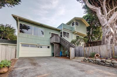 Montara Single Family Home For Sale: 300 11th St