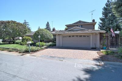 Los Altos Single Family Home For Sale: 1350 Garthwick Dr