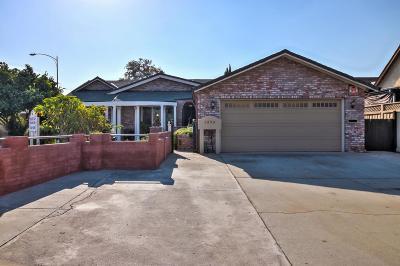 SAN JOSE Single Family Home For Sale: 2890 Sierra Rd