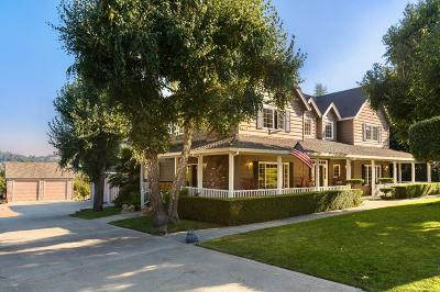 SCOTTS VALLEY CA Single Family Home For Sale: $2,250,000