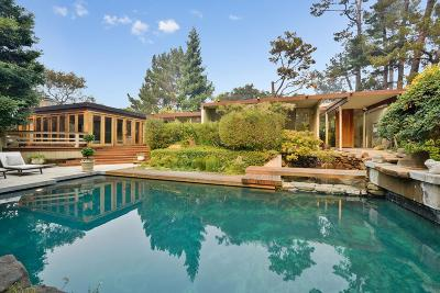 Portola Valley Single Family Home For Sale: 175 Fawn Ln