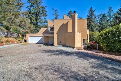 Single Family Home For Sale: 37 Kite Hill Rd