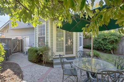 Capitola Single Family Home For Sale: 426 Rosedale Ct