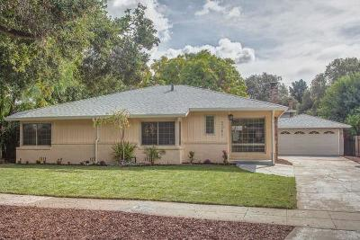 SAN JOSE Single Family Home For Sale: 2082 Bel Air Ave