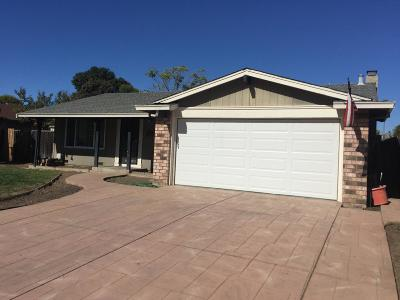 SAN JOSE Single Family Home For Sale: 451 Roading Dr