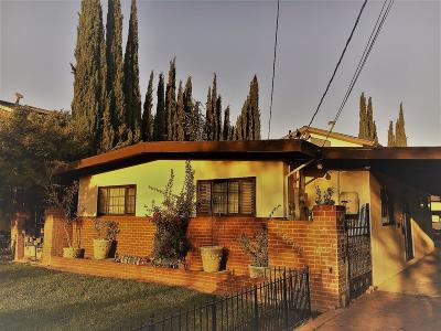 LOS GATOS Single Family Home For Sale: 15700 El Gato Ln