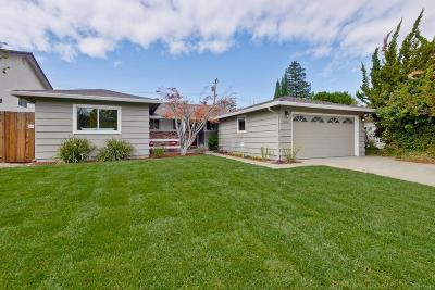 SANTA CLARA Single Family Home For Sale: 1064 Bluebird Ave