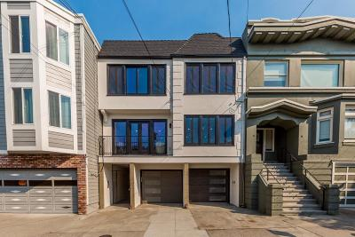 SAN FRANCISCO Multi Family Home For Sale: 426-428 17th Ave