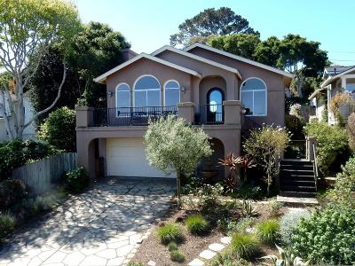 Pacific Grove Single Family Home For Sale: 1025 Jewell Ave