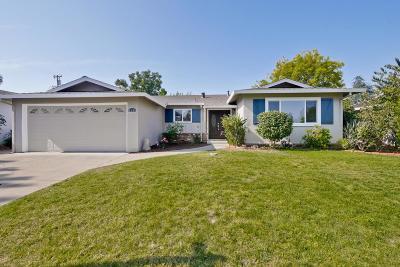 SAN JOSE Single Family Home For Sale: 4255 Hendrix Way