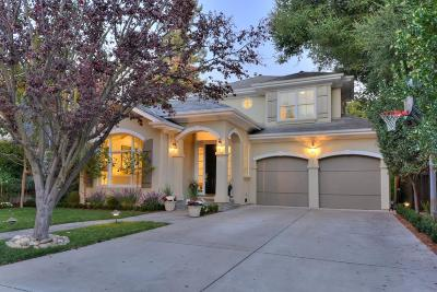 Palo Alto Single Family Home For Sale: 786 Melville Ave