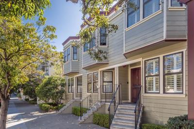 SAN FRANCISCO Condo For Sale: 1359 Scott St