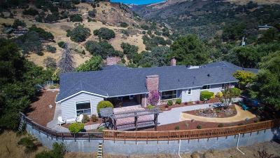 SAN JOSE Single Family Home For Sale: 11321 Canon Vista Ave