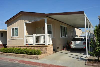 San Jose Mobile Home For Sale: 510 Saddlebrook Dr 280