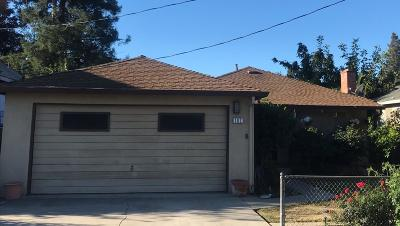 Redwood City Single Family Home For Sale: 102 Bonita Ave