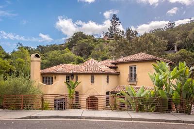 San Carlos Single Family Home For Sale: 291 Hyde Park Ave