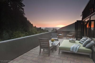 Big Sur Single Family Home For Sale: 59755 Garrapatos Rd