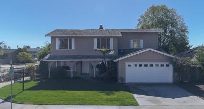 Santa Cruz Single Family Home For Sale: 203 Northrop Pl