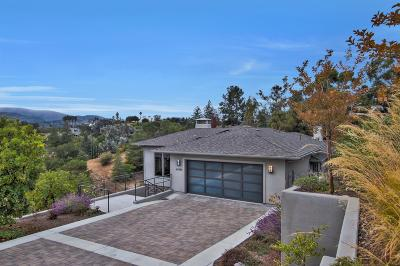 LOS ALTOS Single Family Home For Sale: 24580 Ruth Lee Ct