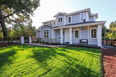 LOS ALTOS Single Family Home For Sale: 13531 Burke Rd