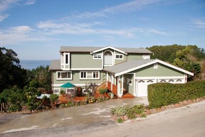 Montara Single Family Home For Sale: 770 Alta Vista Rd