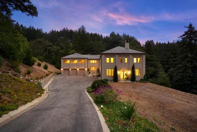 WOODSIDE Single Family Home For Sale: 17900 Skyline Blvd