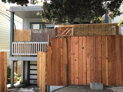 SAN FRANCISCO Single Family Home For Sale: 1163 Palou Ave
