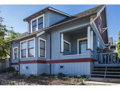 Monterey Single Family Home For Sale: 401 Prescott Ave