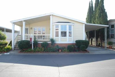 SUNNYVALE Mobile Home For Sale: 1225 Vienna Dr 32