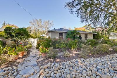 Palo Alto Single Family Home For Sale: 355 Kingsley Ave