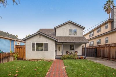 SAN JOSE Single Family Home For Sale: 660 N 2nd St