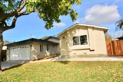 MILPITAS Single Family Home For Sale: 471 Willow Ave