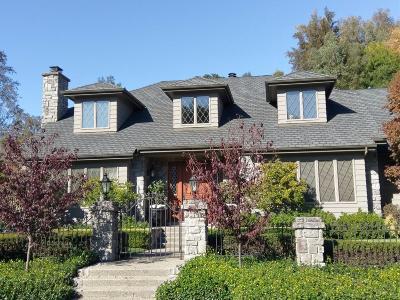 Menlo Park Single Family Home For Sale: 1020 Monte Rosa Dr