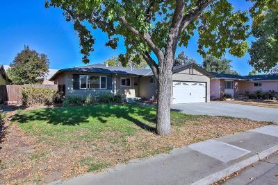 MILPITAS Single Family Home For Sale: 577 Redwood Ave
