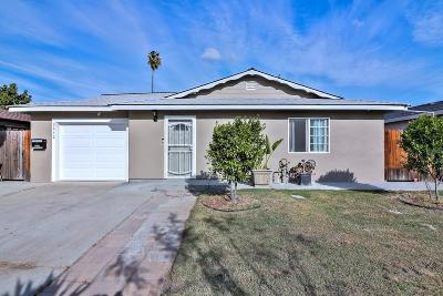 San Jose Single Family Home For Sale: 2672 Othello Ave
