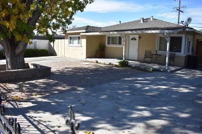 SAN JOSE Single Family Home For Sale: 14161 Vernice Ave