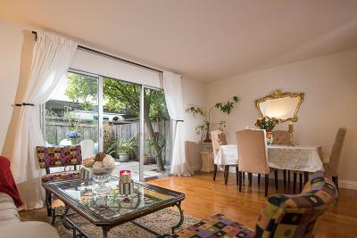 Mountain View Townhouse For Sale: 2047 Montecito Ave 13