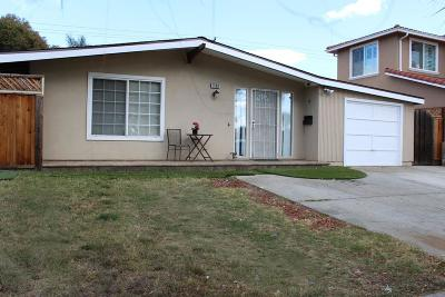 SAN JOSE Single Family Home For Sale: 1580 Bahama Way