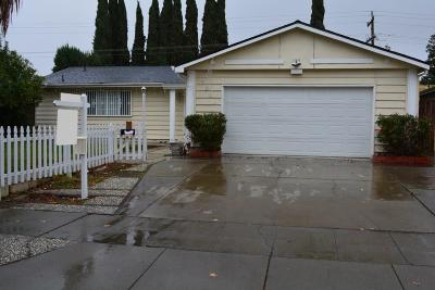 SAN JOSE CA Single Family Home For Sale: $689,950