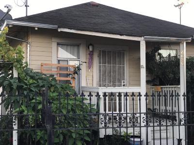 Santa Cruz County Single Family Home For Sale: 453 2nd St