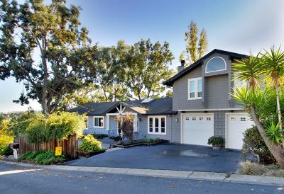 Belmont, Burlingame, Foster City, Hillsborough, Redwood City, Redwood Shores, San Carlos, San Mateo, Woodside Single Family Home For Sale: 9 W Summit Dr