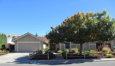 SAN JOSE Single Family Home For Sale: 3224 Foxboro Pl