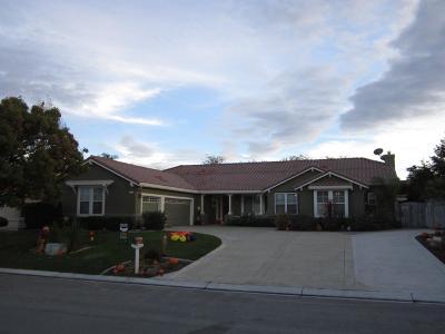 HOLLISTER Single Family Home For Sale: 1225 Quail Ridge Way